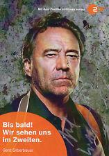 Autogramm - Gerd Silberbauer (SOKO 5113)