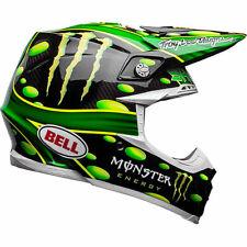 Bell Moto-9 Flex Off-Road MX Helmet McGrath MC Monster Green/Black Men's 2XLarge
