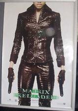 Cinema Poster: MATRIX RELOADED 2003 (Niobe One Sheet) Jada Pinkett Smith