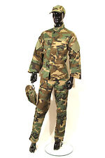 AIRSOFT SWISS ARMS Ensemble ACU WOODLAND taille S NEUF NEW