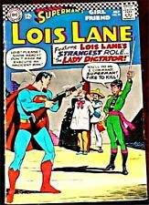 LOIS LANE 75 F/F- 1958 DC SUPERMANS GIRLFRIEND 1967 ISSUE SUPERMAN'S