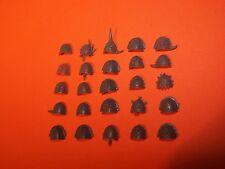 25 Chaos Space Marine Shoulder Pads (bits auction)