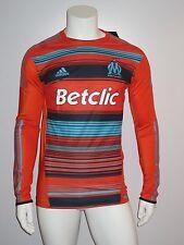 Olympque Marseille Techfit Powerweb Camiseta [ Talla XL/D10 ] Larga Tf Nuevo &