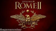 TOTAL WAR ROME II EMPEROR EDITION [PC/MAC] STEAM key