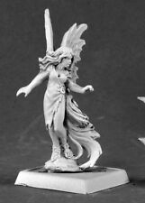 Sylph Reaper Miniatures Warlord Wood Elves Fairy Fey Pixie Caster Elf RPG