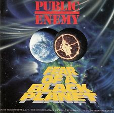 PUBLIC ENEMY : FEAR OF A BLACK PLANET / CD - TOP-ZUSTAND