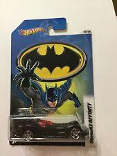 2012 Hot Wheels Batman Batmobile Affinity # 5 of 8 Walmart Exclusive