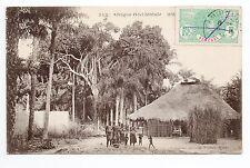 SENEGAL Afrique occidentale divers Une case