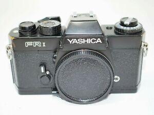 Yashica FR1 35mm SLR Camera Body Only