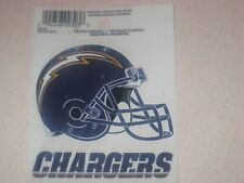 San Diego Chargers NFL Football Reusable Static Cling Window Decal Sticker