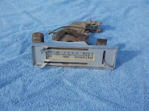 1963 1/2 1964 Ford heater control