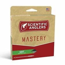Scientific Anglers Mastery SBT Fly Line - WF7F - Willow Tip/Orange/Willow - NEW