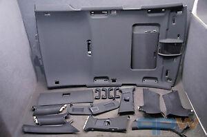 Audi A6 4F C6 Avant S-Line Himmel Schwarz Dachhimmel 4F9867505J Formhimmel /OL2