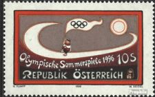 Austria 2190 (complete issue) used 1996 Olympics Games