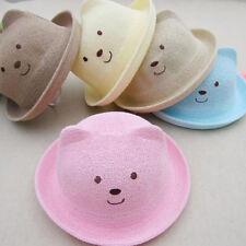 Summer Fashion  Children  Beach Cap Baby Girl  Cute Kid  Sun Flower  Straw Hat