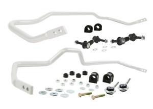 Whiteline BNK011 Sway Bar Kit Front & Rear fits Nissan Skyline R33/R34 GT-R f...