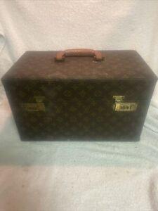 Vintage Louis Vuitton Toiletry Pouch Make Up Pouch case