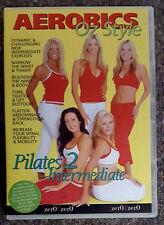 Aerobics Oz Style - Pilates 2 Intermediate (DVD) RARE **LIKE NEW** (Region 4)