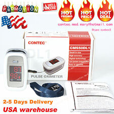 US-New-Pulse-Oximeter-Color-LED-Pulse-Rate-Spo2-Monitor-Blood-Oxygen-Monitor-FDA