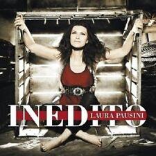Laura PAUSINI-INEDITO CD POP 14 tracks nuovo