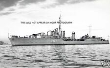 ROYAL NAVY TRIBAL CLASS DESTROYER HMS BEDOUIN IN 1939 - 2nd BATTLE OF NARVIK