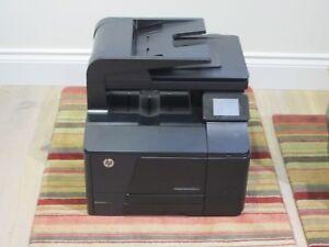 HP LASERJET M276DW P/N CF145A *** PAGE COUNT 5,200 - £225 + VAT