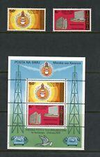 U917  Tanzania 1979  post & telecoms     MNH
