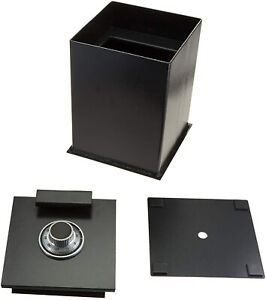Floor Safe Security Box Cash Home Office Home Lock Vault Solid Steel Protex Dial