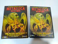 Metallica Some Kind of Monster - 2 x DVD + Extras + Postales Region 2 - 3T