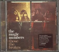 MAGIC NUMBERS Those The Brokes NEW CD 13 track 2006 Take A Change ao