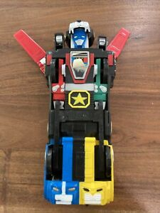 Vintage Voltron Battery Operated Motorized LJN ~ Non working ~W.E.P ~ 1980's