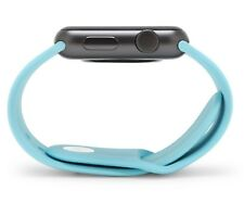 TURQUOISE Silicone Sport Band Strap For Apple Watch Series 5,4,3,2,1 38/40/42/44