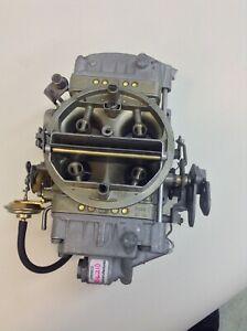 HOLLEY #0-6210 650 CFM SPREAD BORE CARBURETOR CHEVY 327-350-396-402-427 ENGINE