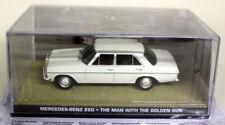 Eon 1/43 Scale - James Bond 007 Mercedes 220 Man Golden Gun Diecast model car