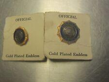 2 vintage american legion pins
