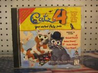 Catz 4: Your Virtual Petz Palz CD ROM 1999 Win95 PC Video Game