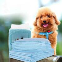 20 Pieces Small Pets Diapers Dog Puppy Pet Pad Pee Training Pads Pet Wet Mat