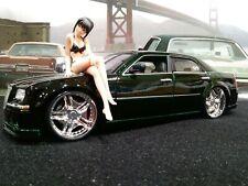 1/18 scale Chrysler 300C Hemi, Playerz Edition Maisto Diecast