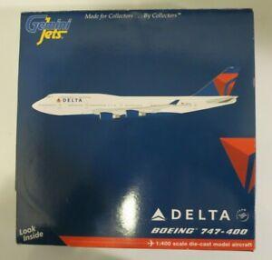 Gemini Jets Delta Air Lines Boeing 747-400 - GJDAL902 - 1/400