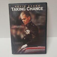 Taking Chance Kevin Bacon DVD Military Drama Iraq Marine Tom Aldredge True Story
