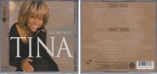TINA TURNER All the Best 2004 2 CD Set An Anthology of Greatest Hits 70s 80s Ike