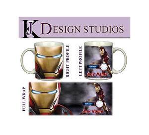 Ironman 2 Personalised Fan Mug
