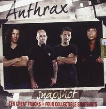 Anthrax – Snapshot - CD Digipak (2013) - Brand NEW and SEALED