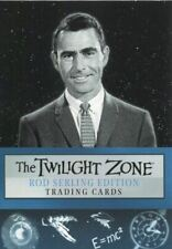 The Twilight Zone Rod Serling Edition Promo Card P1