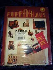 Del Prado Puppenhaus rote Serie Heft 52 / NEU / OVP / Maßstab 1:12 / Spielhaus