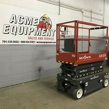 BRAND NEW 2018 SKYJACK SJIII3219 19 Ft. Electric Scissor Lift - FREE SHIPPING!