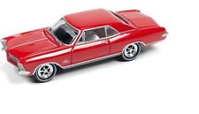 `65 Buick Riviera  RED 1965 **RR**  Johnny Lightning Classic Gold 1:64 OVP