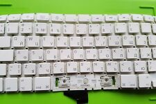 "Apple MacBook White 13"" A1342 Single Keyboard Key + Plastic Clip + Cup"