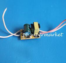 10pcs 1-3x1w  High Power LED lamp Driver Power Supply 85-265V 300ma
