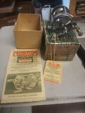 Vintage Pflueger Skilkast 1953, w/box, , owners manual, brochure very nice